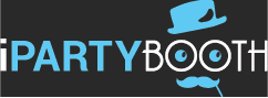 $199 Photo Booth, Montreal, Laval, Quebec, Rental : iParty Booth | Best Prices | Meilleurs prix Logo